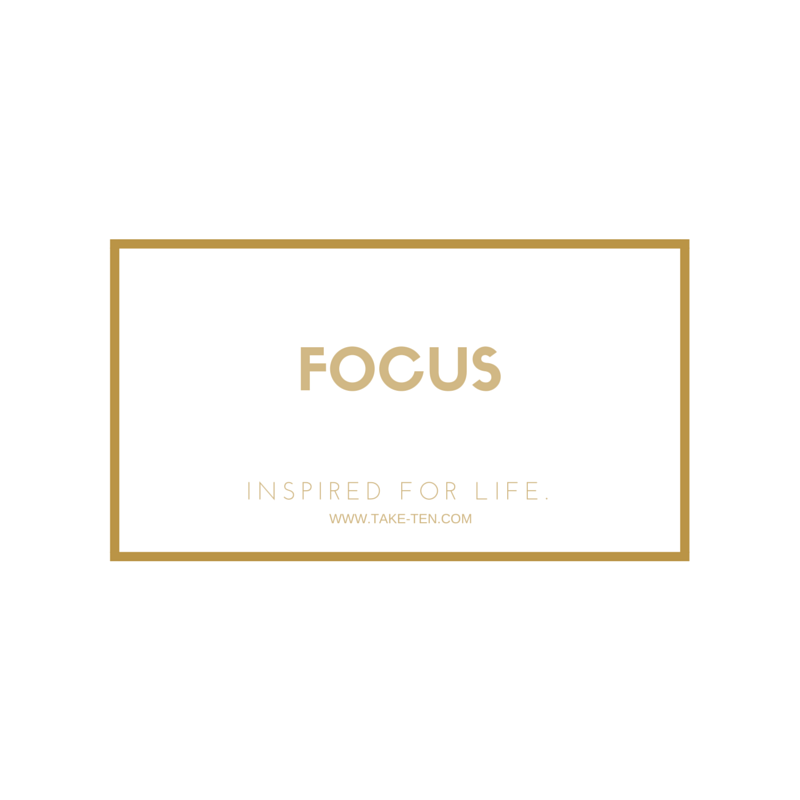 Focus on what YOU want. Inspired for life. Life Coach Athens Greece